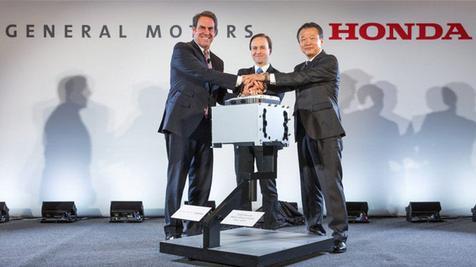 通用汽车和本田汽车将组建北美战略联盟实现联合采购